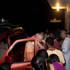Guru Maharaja Stepping Out of the Car