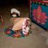 Offering Dandavats to Sri Sri Radha-Madhava