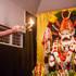 Srila Guru Maharaja Offering Arati to Yoga Narasimha
