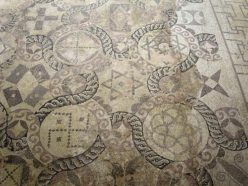 Romawi - Asal Usul Bintang David Simbol Yahudi