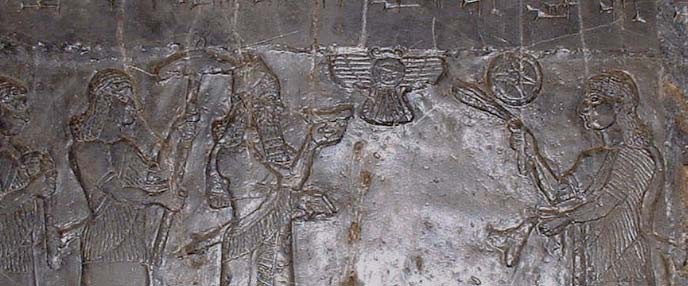 Assyria - Asal Usul Bintang Daud Simbol Yahudi