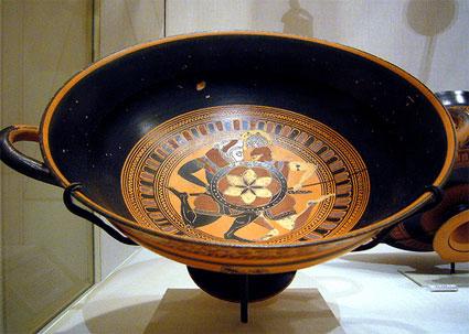 Yunani - Asal Usul Bintang Daud Simbol Yahudi
