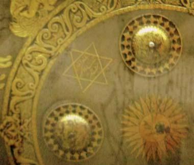 India - Asal Usul Bintang David Simbol Yahudi