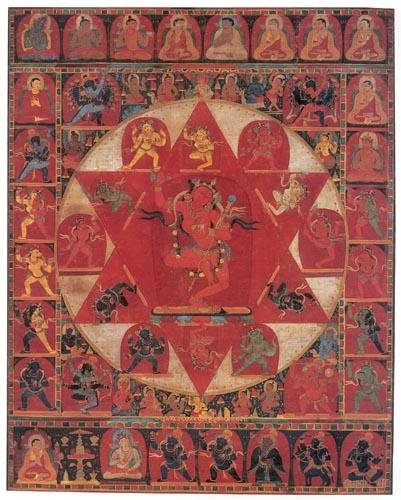 Buddhist Yantra