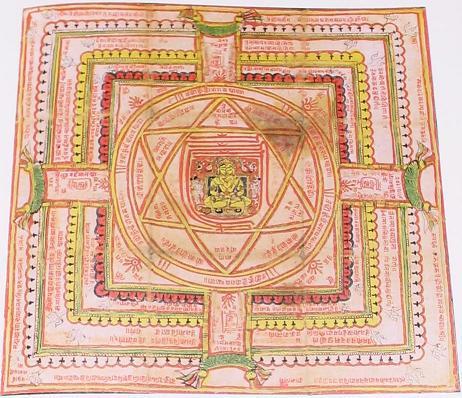 Jain Yantra