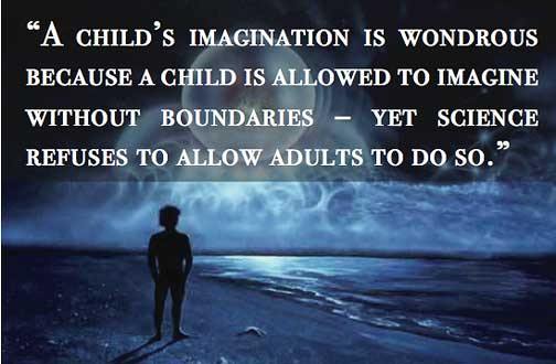 Child's Imagaination